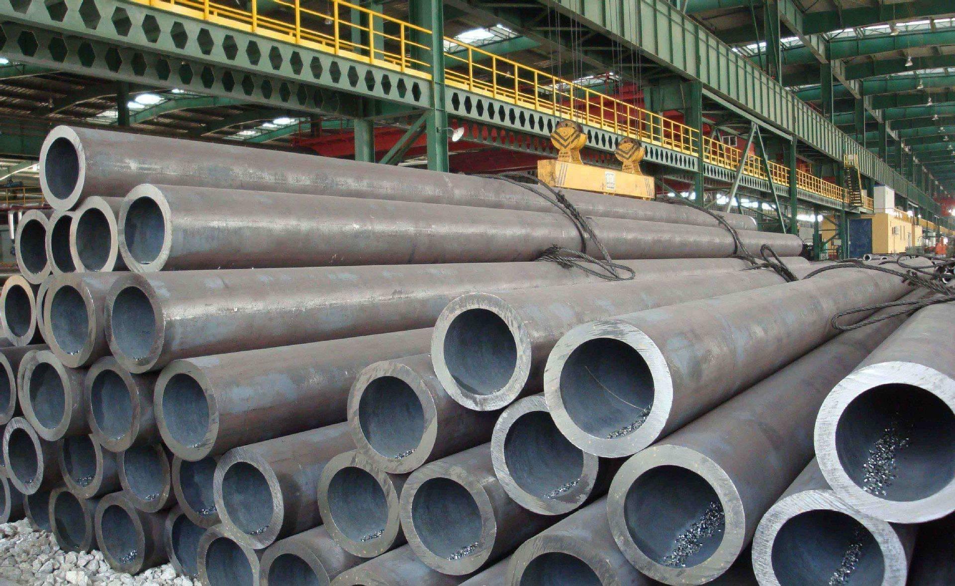 Q345E无缝钢管成分 性能