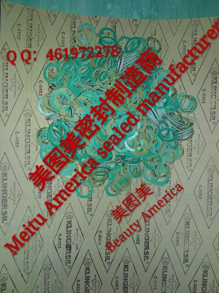 南京克林格垫片,Klingersil4403,芳纶纤维垫片