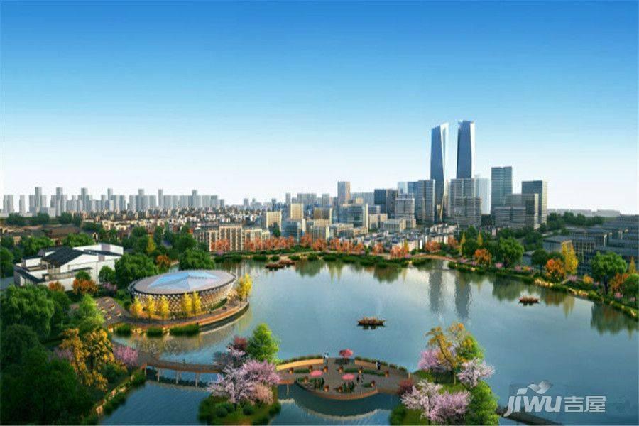 孔雀城项目介绍 新西塘是大盘吗