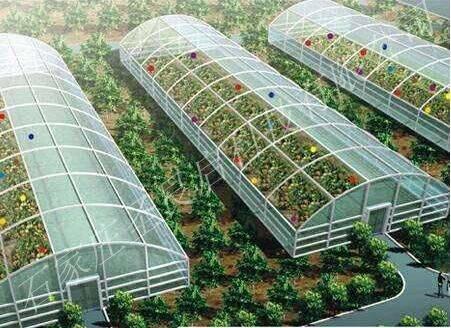智慧农业大棚控制系统温室远程监控管理