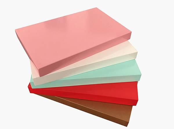 MDF静电喷粉板 家具 来图定制