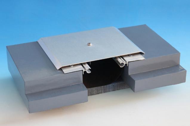 建筑铝合金变形缝装置