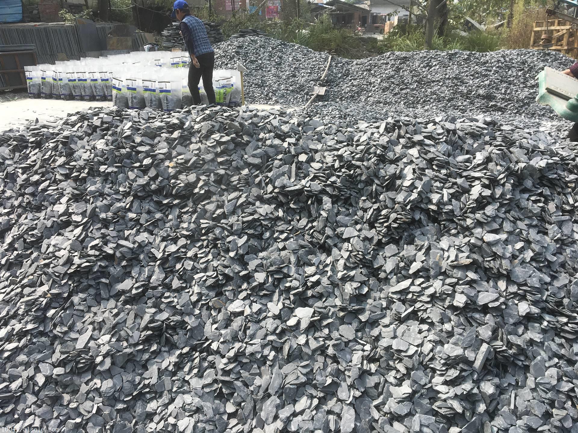 石渣 石屑 道砟石、修路用碎石 建筑石子 各种型号