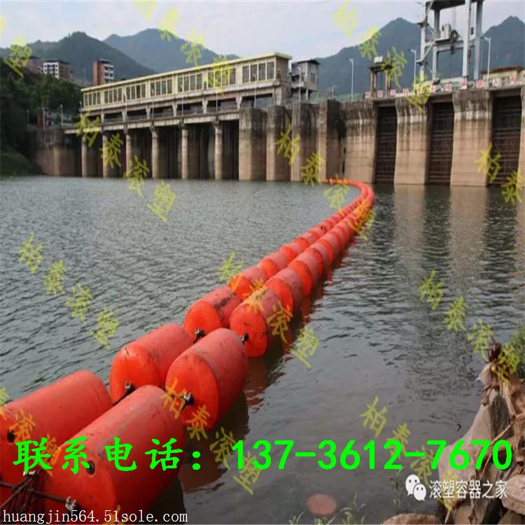 专业生产河道拦污浮筒价格