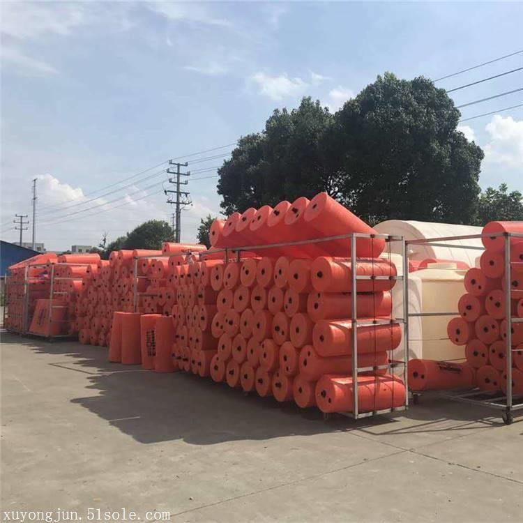 贵州恨到拦污浮桶 直径40公分水电站拦污排