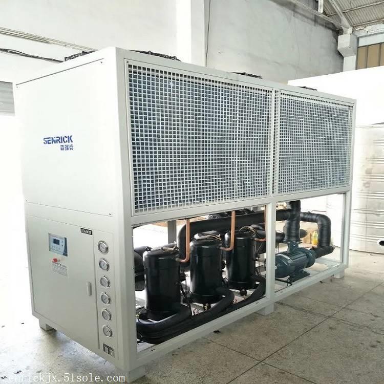 风冷螺杆式冷水机 低温冷水机 气冷式冷水机 森瑞克高精密冷水机