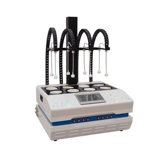 自动蒸发浓缩赶酸仪,金祥龙7000型放射性水样自动蒸发浓缩赶酸仪