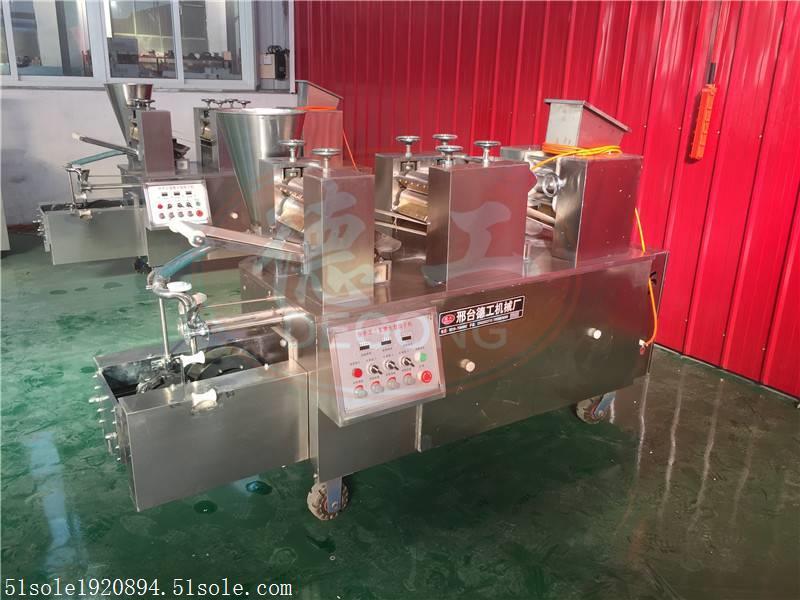河北180型仿手工饺子机制作方法