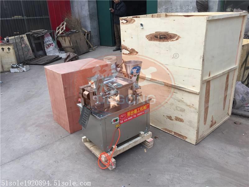 赤峰新型自动饺子机厂家不锈钢可变频设备厂家自销