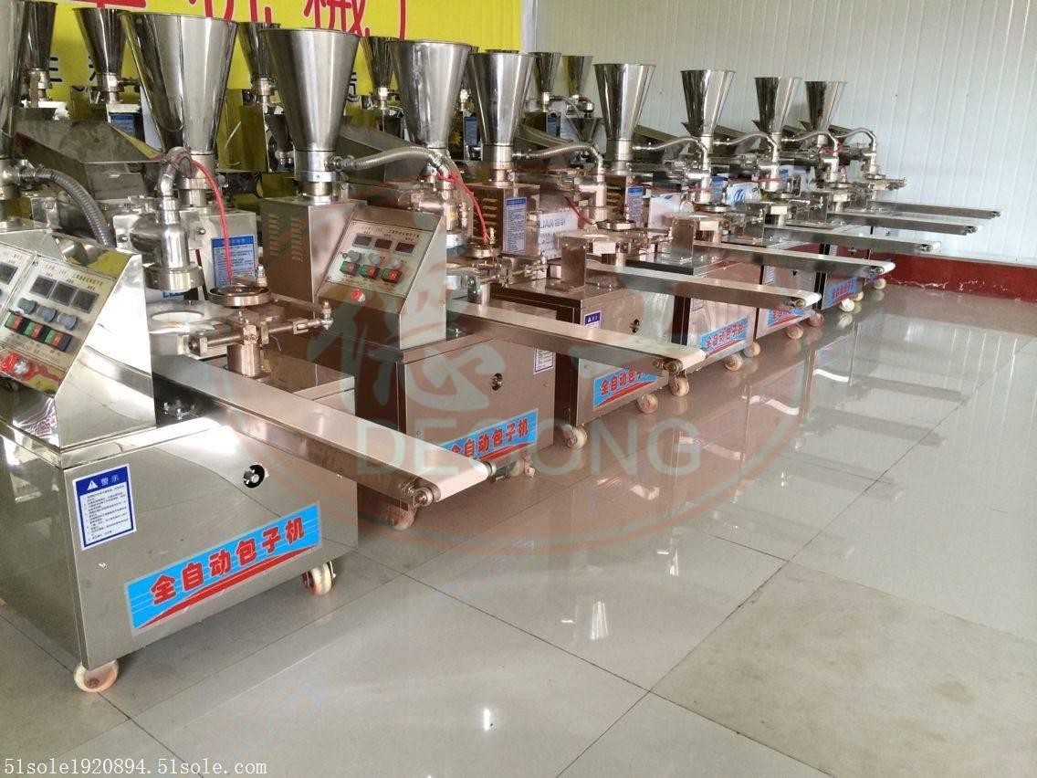 哈尔滨包子机给包子铺带来的便利 包子机厂家