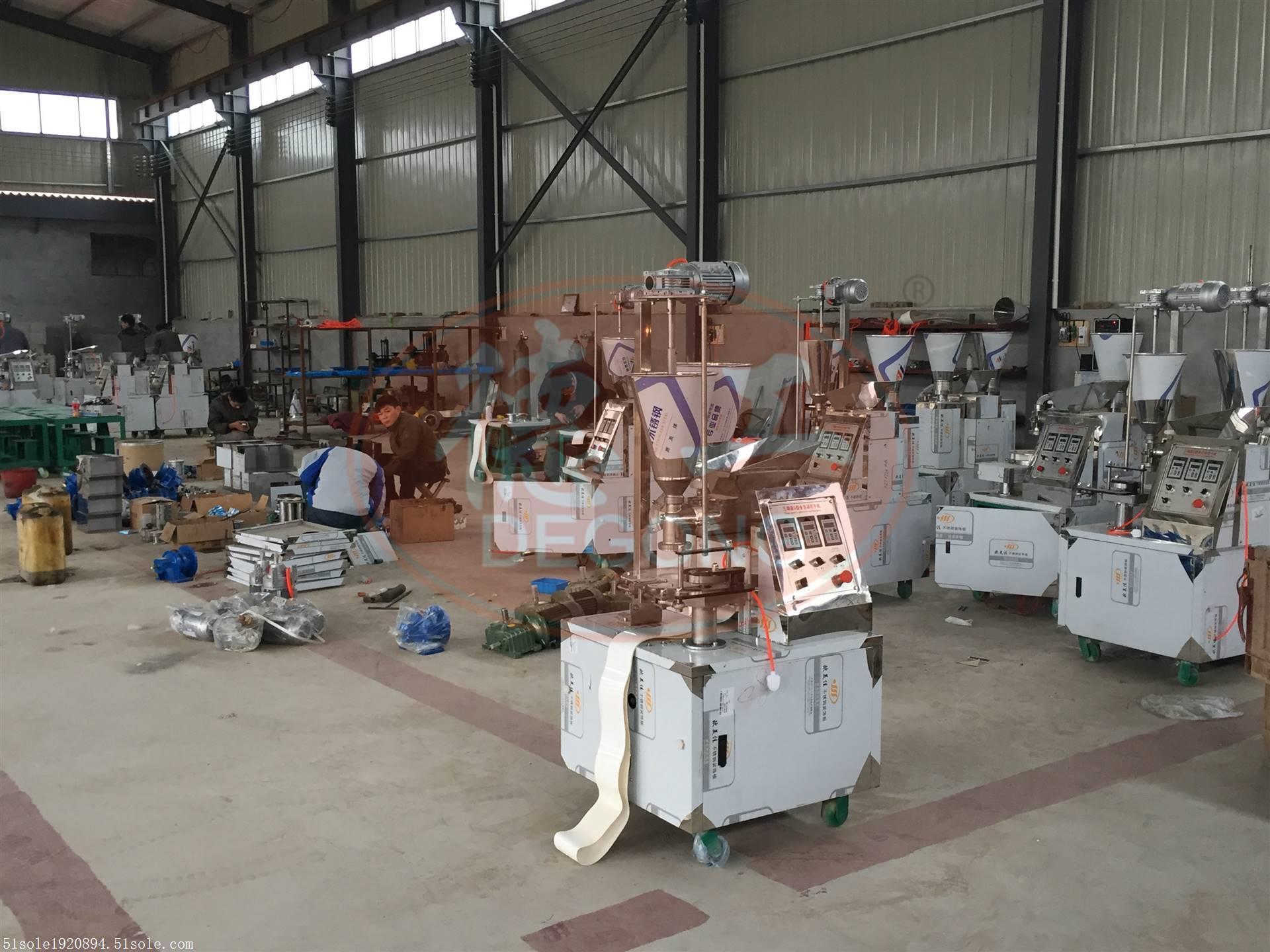 玉溪商用全自动不锈钢多功能包子机厂家设备维护