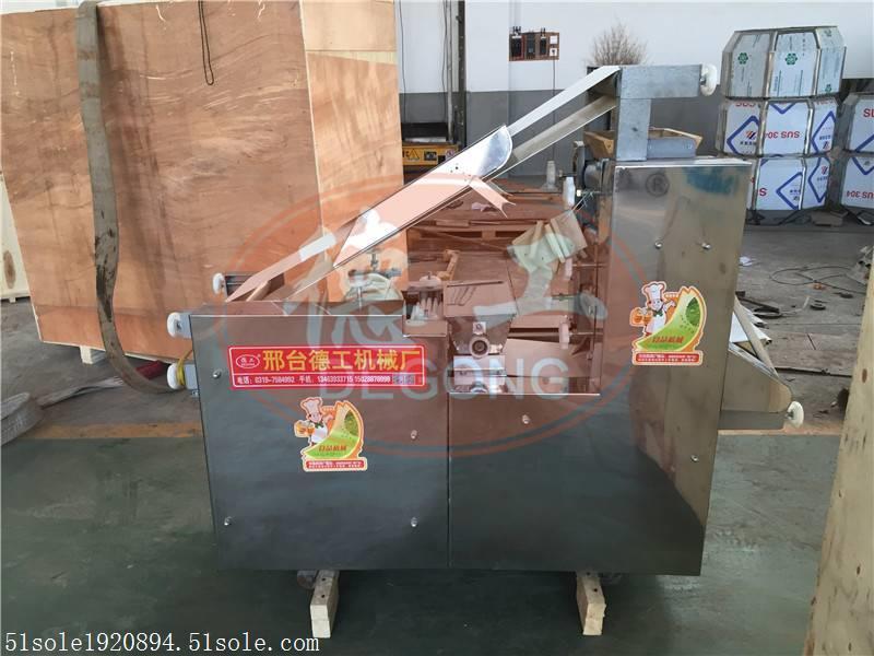 商用小型饺子皮机厂家让您做饺子更省事