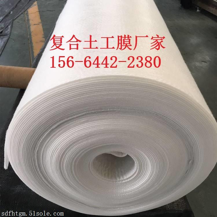 公路土工合成材料500克长丝复合土工膜