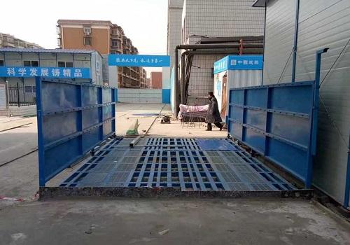 柳州工地洗车机拼多多降价了
