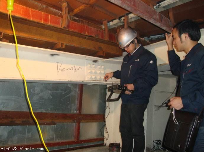 天津市钢结构厂房安全检测鉴定公司