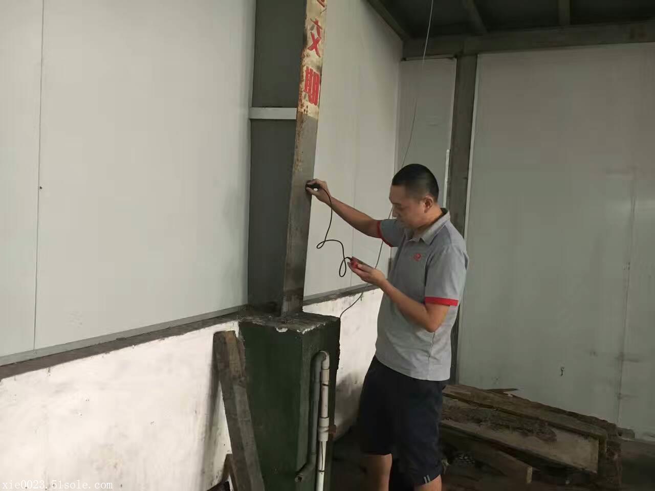 中山市厂房安全检测鉴定厂房安全报告办理