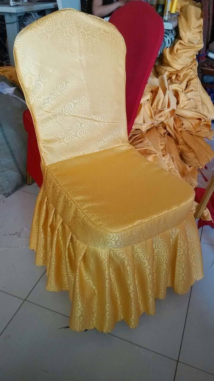 銀川鴻鼎批發餐廳椅套 桌布椅套定做 酒店高檔椅套廠家