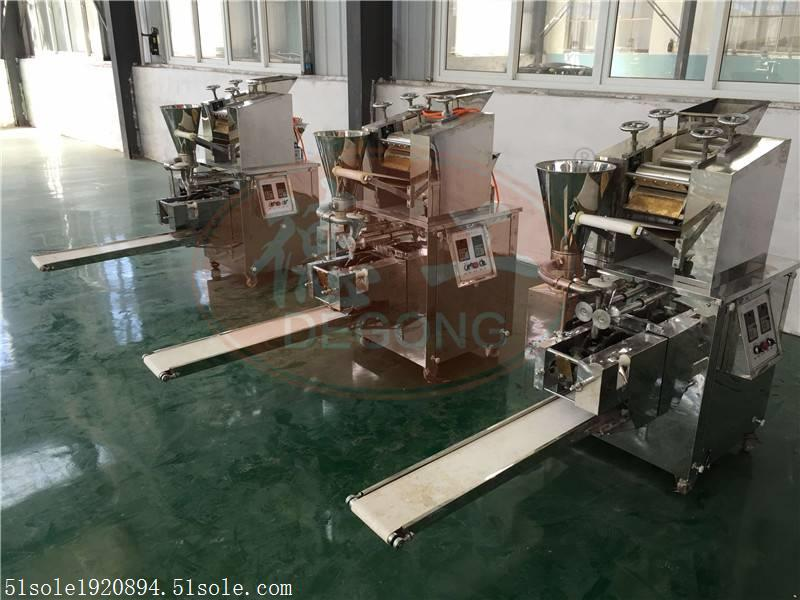 中卫1500型免整形高配置仿手工饺子机优势