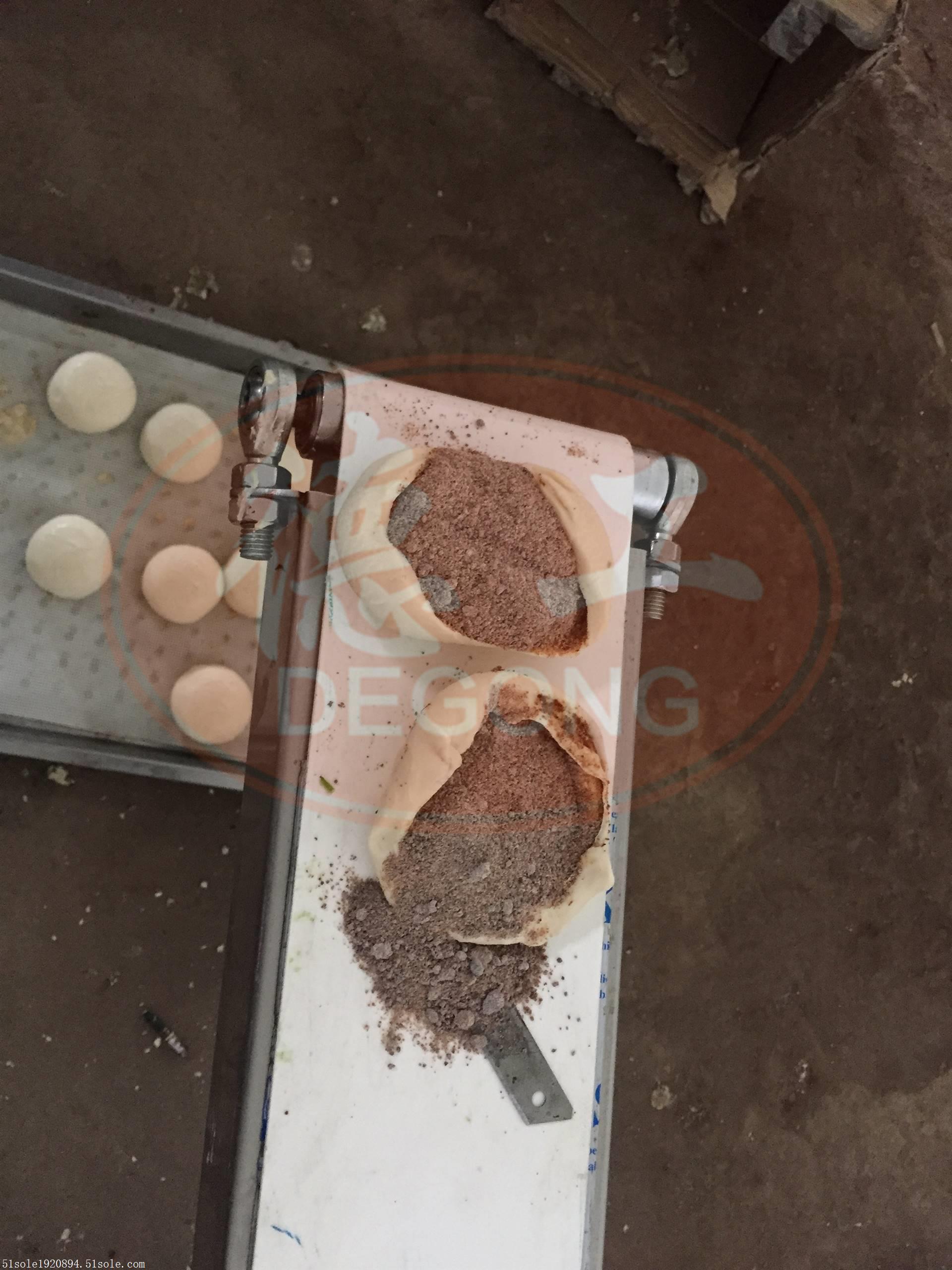 陇南180型家用不锈钢智能灌汤包子机产品构造