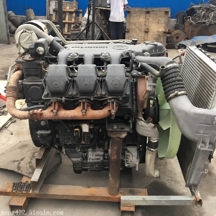 奔驰泵车发动机总成OM501LA