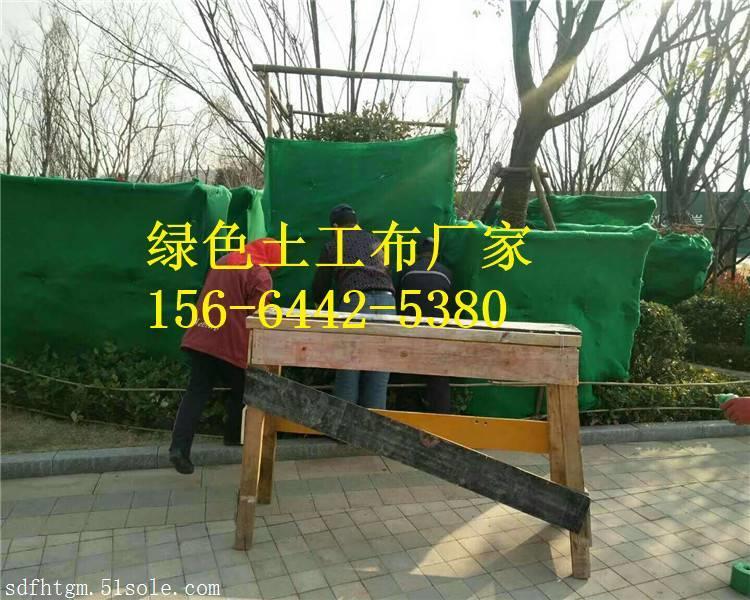 公路养护绿色土工布厂家