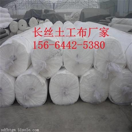 陵县300克长丝土工布价格