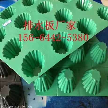 20mm绿色排水板供应商
