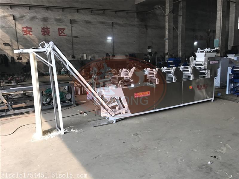 通遼7-260型自動上桿疊皮掛面機廠家炊事設備