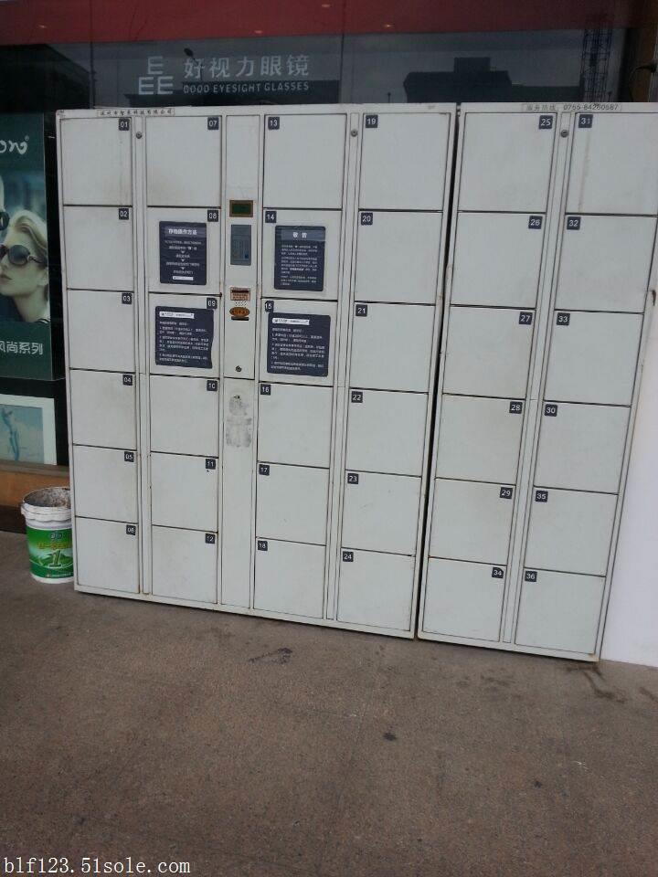 商场储物柜 电子储物柜 车间储物柜 不锈钢储物柜