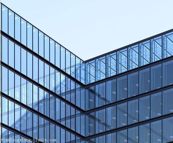 汕尾玻璃幕墙设计 办公楼外墙玻璃幕墙施工