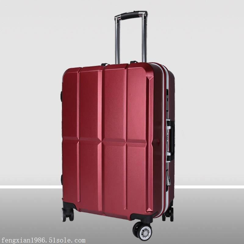 重庆行李箱批发价格密码箱2018新款大容量箱包拉杆箱