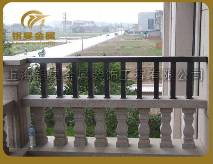 不锈钢阳台栏杆图片