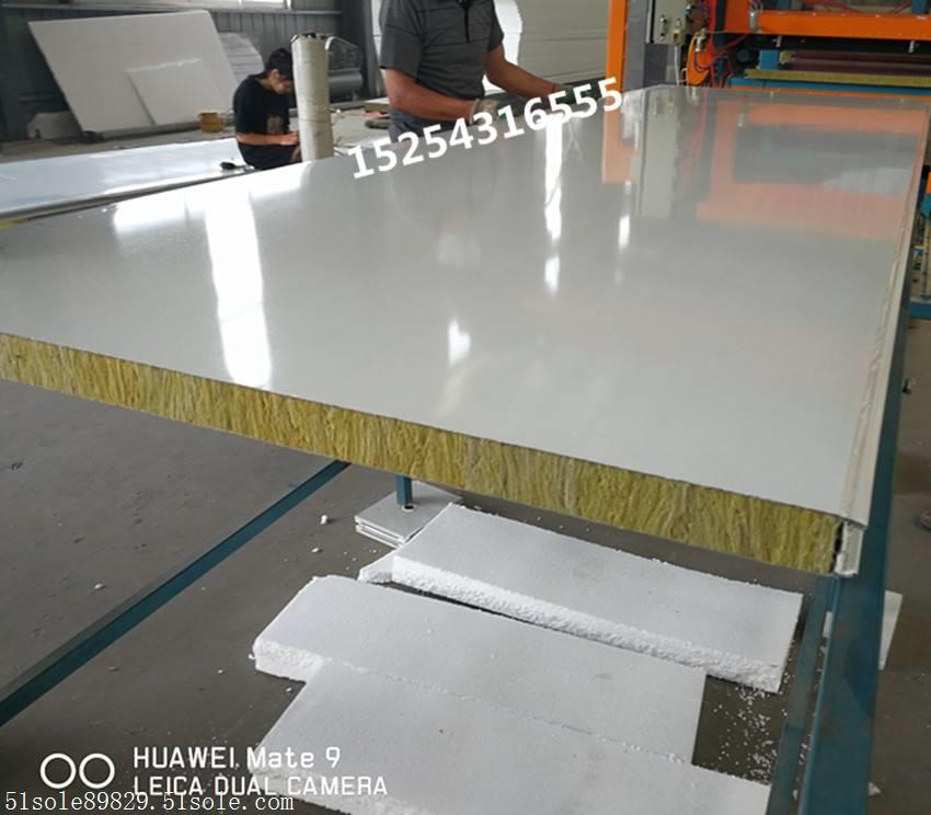 双面玻镁手工岩棉板生产厂家
