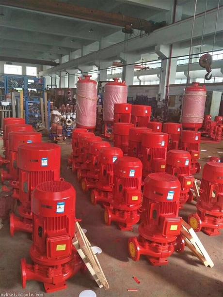 消防泵厂家喷淋泵