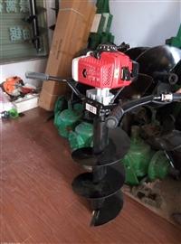 小型手提式挖坑机果树种植挖坑好机器