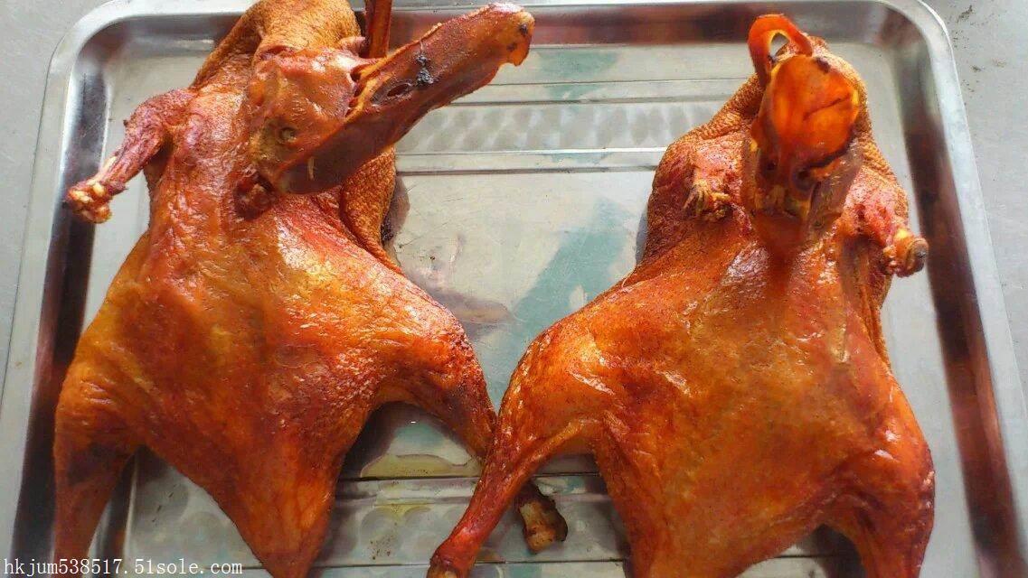 茶油鸭的做法学习,广州烧腊培训