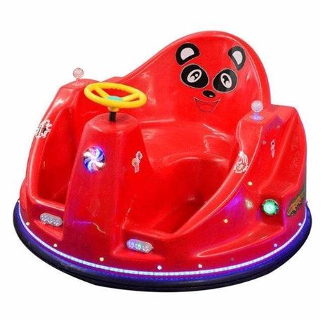 飞碟碰碰车儿童电瓶车广场碰碰车旋转电动车