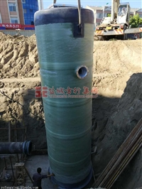 一体化预制泵站  一体化预制泵?#23601;?#20307;