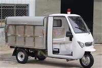 电动环卫车系列-电动垃圾车