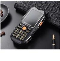 新款包邮三防电霸老人手机1600毫安大电池移动双卡双待备用机