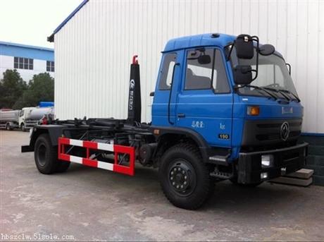 新款勾臂垃圾车现车供应,欢迎来厂考察选购