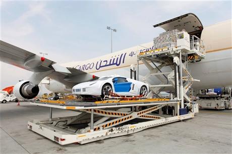 沙特双清空运包税到门普货