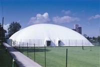 定制充气膜结构场馆-大型充气膜结构-封闭式气膜结构建筑