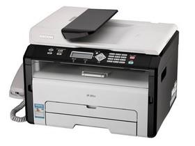 供应昆山打印机 理光202sf打印机 限时促销