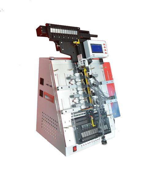 自动化烧录卓晶微上海公司 12进13出管装烧录机