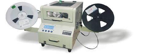 上海烧录机探针式编带撕膜自动化烧录机