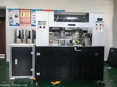 自动化烧录机自动化IC烧录机双吸嘴托盘多功能一体烧录机