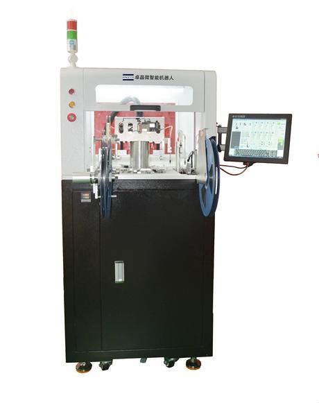 自动化烧录机 双吸嘴旋转式(自动定位)编带烧录机卓晶微上海