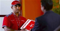 国际快递ARAMEX到中东沙特迪拜巴林卡塔尔