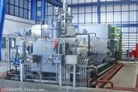金寨中頻爐單晶爐回收整廠打包處理